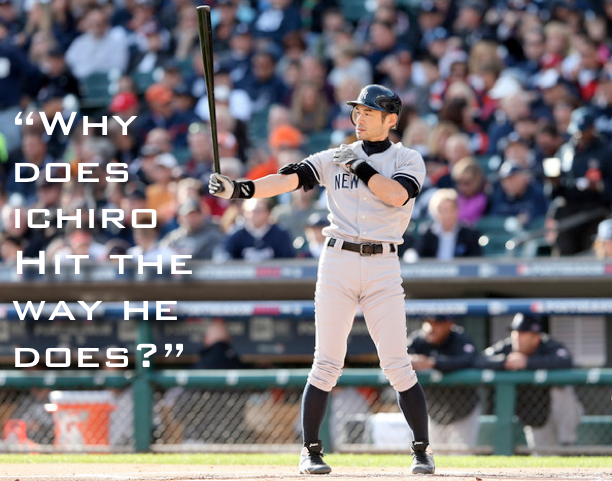 Breaking down Ichiro Suzuki's approach at the plate | Art of ...