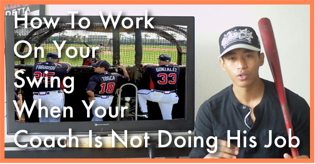 How To Work On Your Swing When Your Coach Is Not Doing His Job