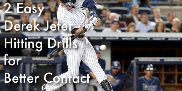 Be a Derek Jeter Swing Mechanic: How to be a Yankee Hitting Machine!