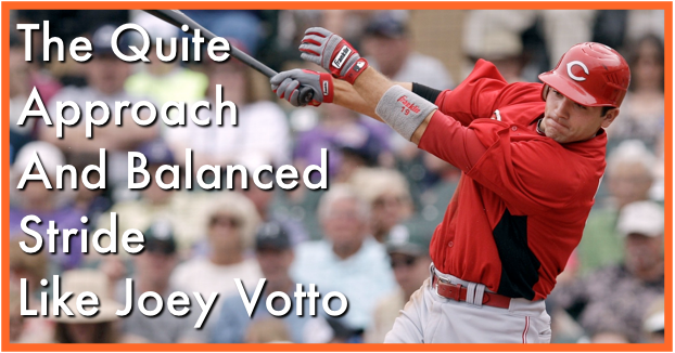 How To Swing a Baseball Bat For Power Like Joey Votto