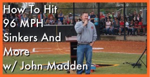 john madden you go pro baseball