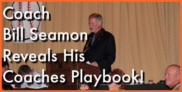 Coach Bill Seamon Reveals His Coaches Playbook!