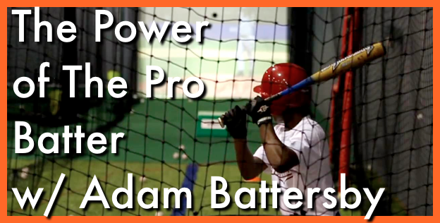 The power of the Pro Batter w/ Adam Battersby