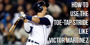 The Toe Tap Approach: Victor Martinez Swing Analysis