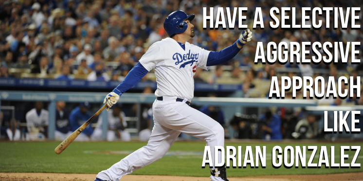 Adrian Gonzalez Swing Analysis Home Run Drills