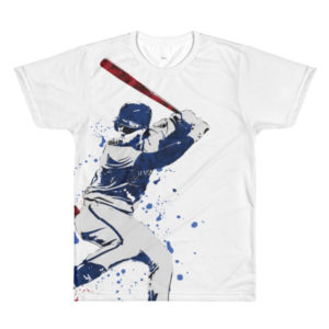 Bryce Harper – All-Over Printed T-Shirt