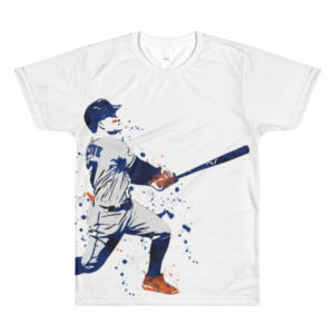 Jose Altuve – All-Over Printed T-Shirt