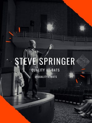 Steve Springer - Art of Baseball