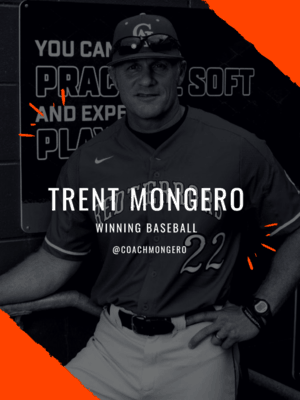 Trent Mongero - Art of Baseball