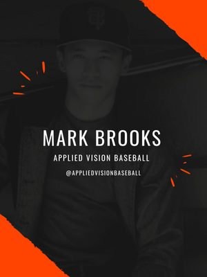 Mark Brooks Applied Vision Baseball